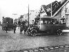 A-line and #1 bus, 1917