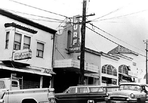 surf theatre memories western neighborhoods project