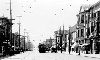 Clement street from Arguello, 1920s