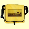 Playland messenger Bag